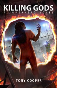 Killing Gods Novel Cover