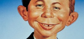 Did MAD Magazine's cover boy Alfred E. Neuman hail from… Iowa?