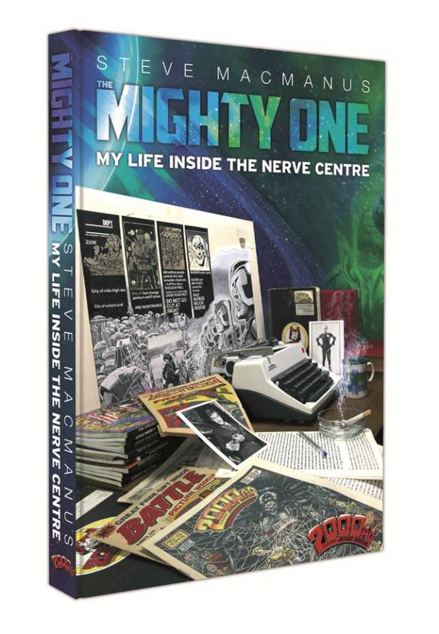 The Mighty One Book Cover