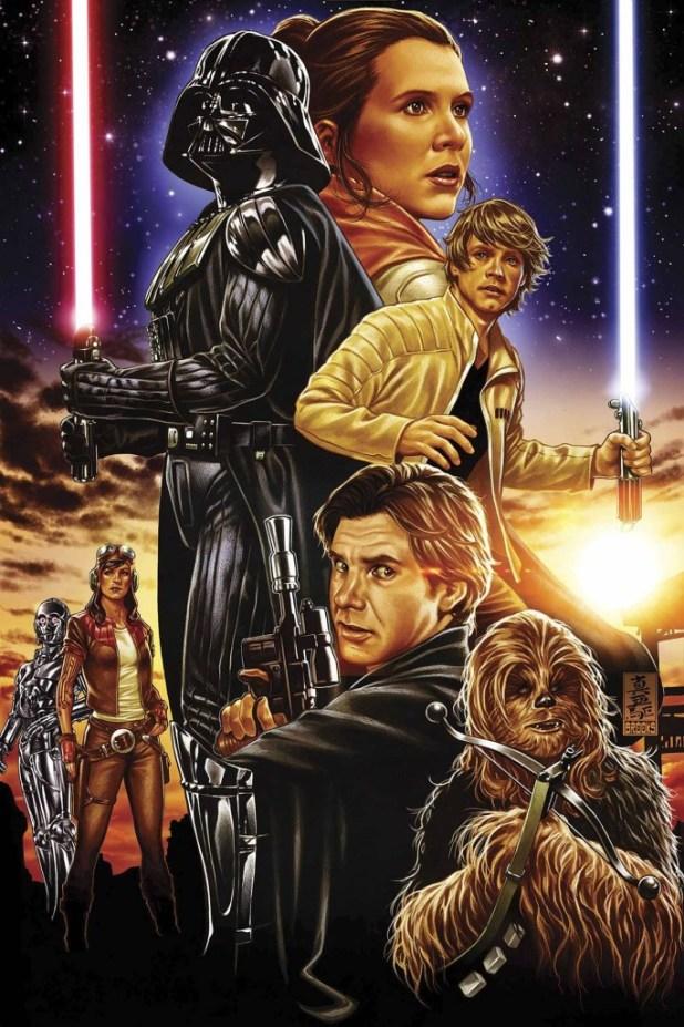 Darth Vader #15 VDWN