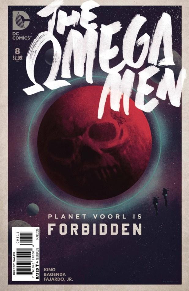 Omega Men #8