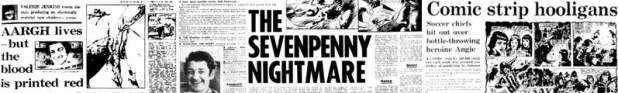 Action 1976 - The Sevenpenny Nightmare