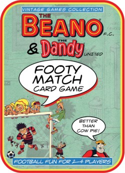 Lagoon Group Beano Footy Match Game