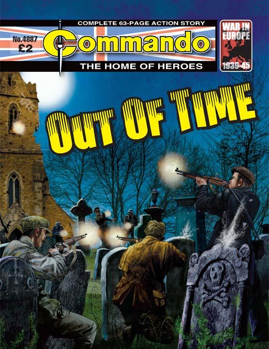 Commando No 4887 – Out Of Time