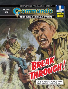 Commando No 4892 – Break Through!