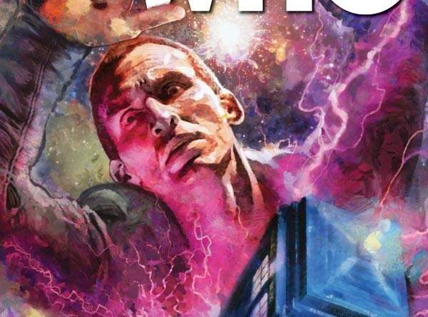 Doctor Who: The Ninth Doctor #2 - Cover A