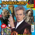Doctor Who Adventures Issue 11 - Cover