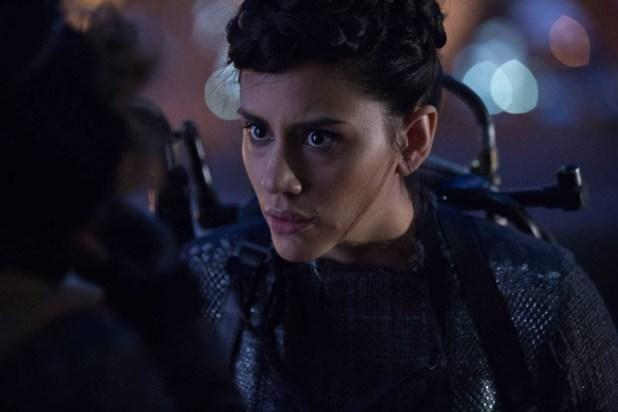 Michelle Veintimilla as Firefly