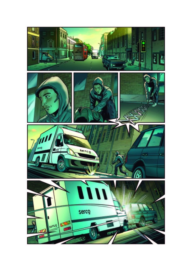 Rivers of London - Night Witch #1 Preview 2