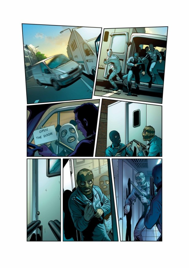 Rivers of London - Night Witch #1 Preview 3