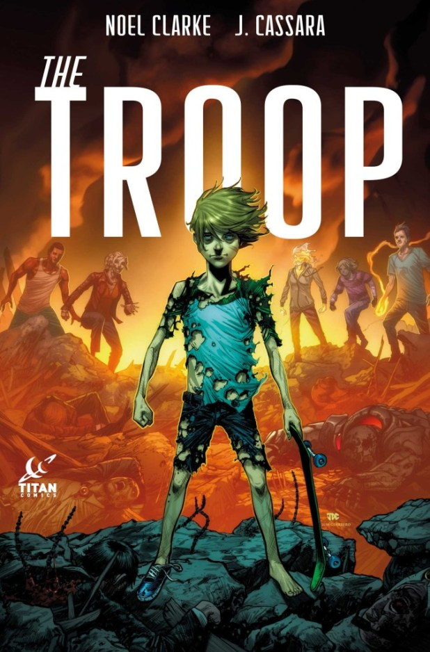The Troop #3 - Cover A
