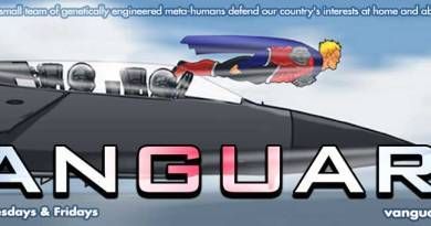 Vanguard Promotional Art