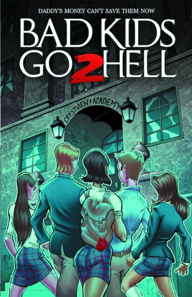 Bad Kids Go To Hell Trade Paperback Volume 2