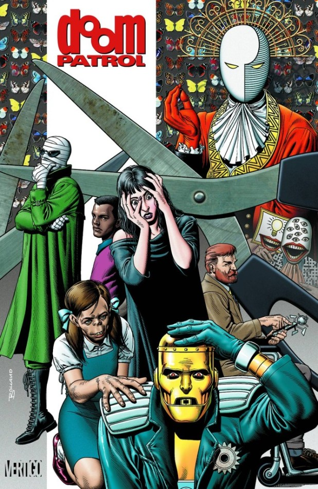 Doom Patrol Trade Paperback Book 01