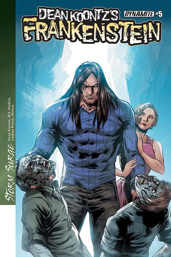 Dean Koontz Frankenstein Storm Surge #5