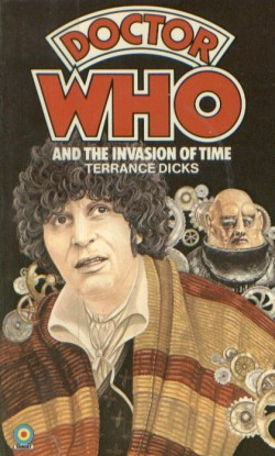 The Invasion of Time, published in 1980. Cover by Andrew Skilleter