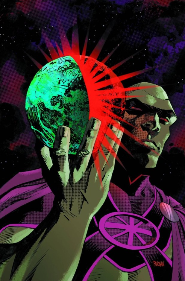 Martian Manhunter Trade Paperback Volume 1: The Epiphany