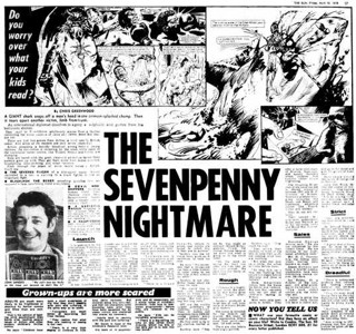 Action is savaged in The Sun, Friday 30th April 1976