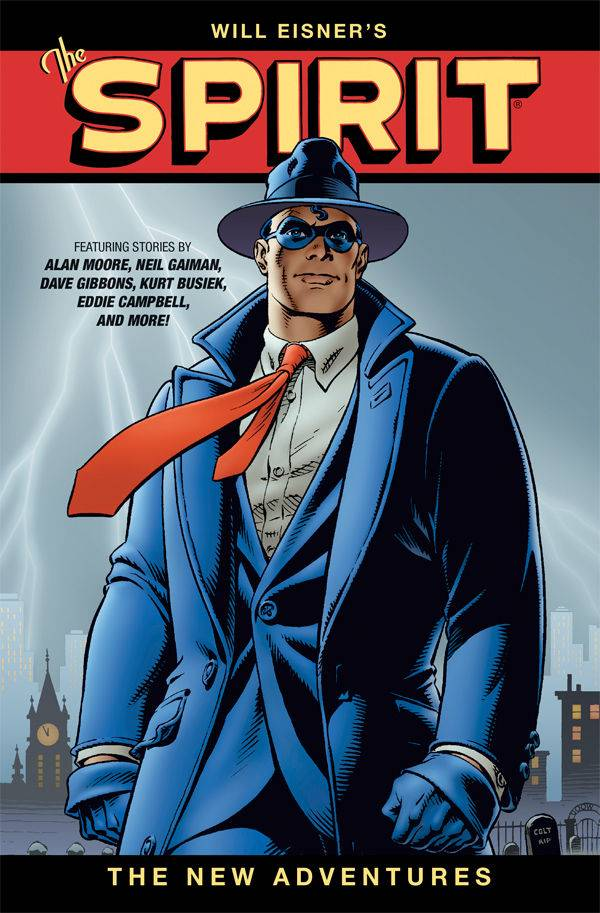 Will Eisner's Spirit New Adventures Hard Cover 2nd Edition
