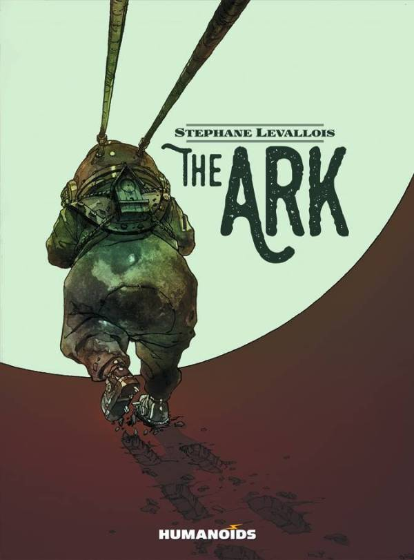 The Ark Hard Cover