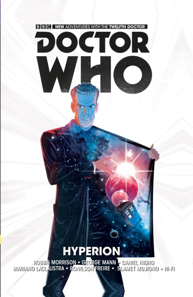 Doctor Who: The Twelfth Doctor Volume 3: Hyperion