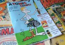 Atomic Comic Interviews Top British Comics Artist Tom Paterson