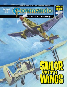 CommandoNo 4900 – Sailor With Wings