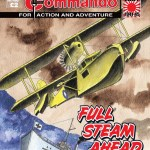 Commando 4901 – Full Steam Ahead