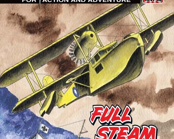 Commando 4901 – Full Steam Ahead