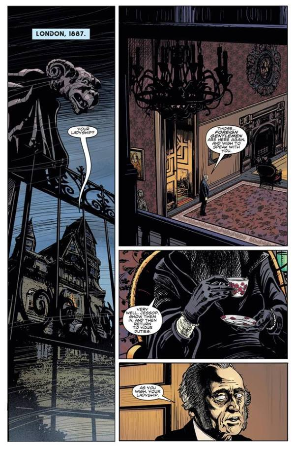 Doctor Who: The Fourth Doctor #1 - P1