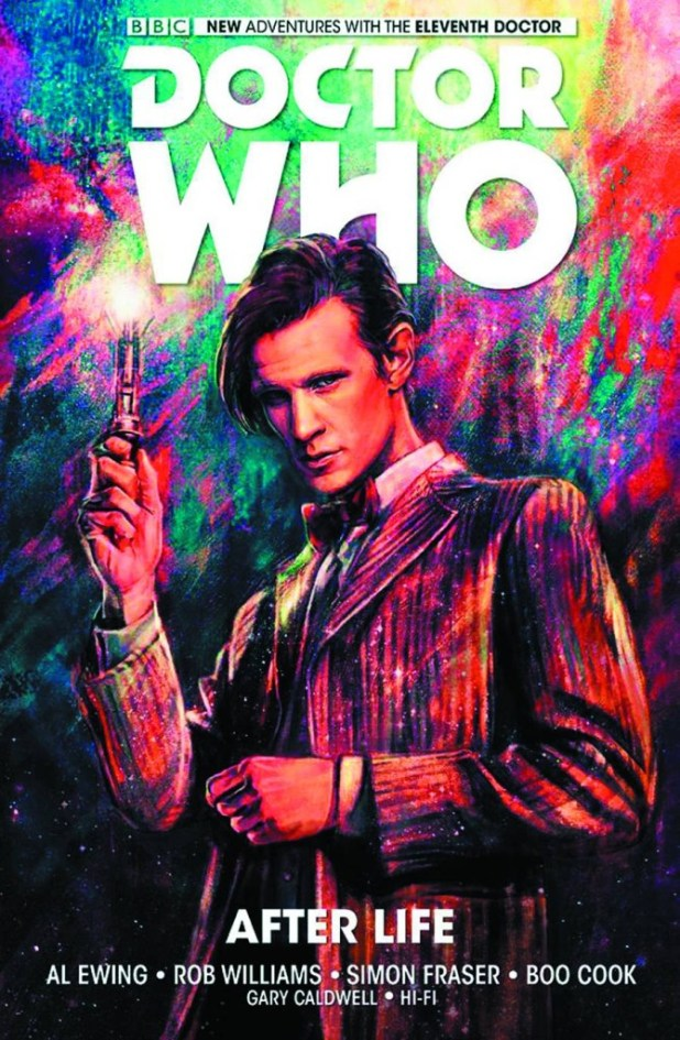 Doctor Who: The Eleventh Doctor Trade Paperback Volume 1 - After Life