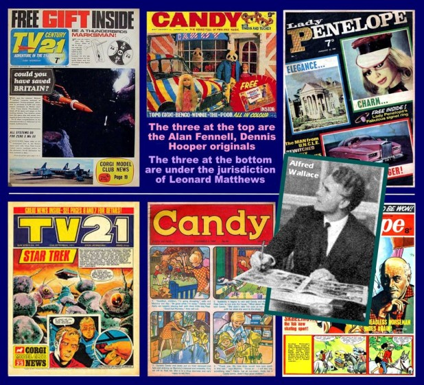 Eagle Daze 8 – TV21, Candy & Lady Penelope