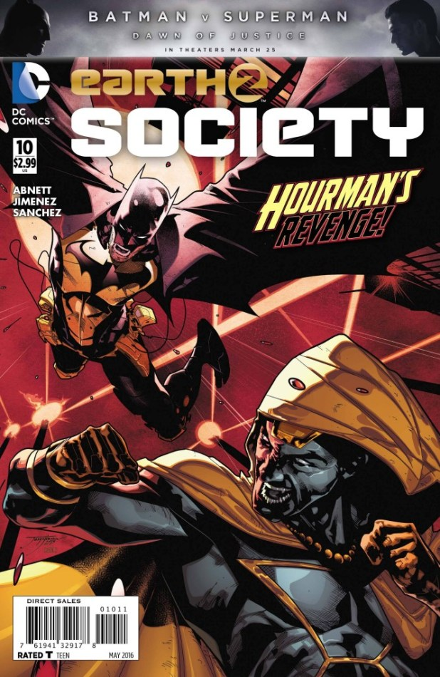Earth 2 Society #10