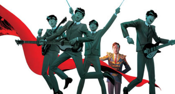 Fifth Beatle Graphic Novel Optioned for TV