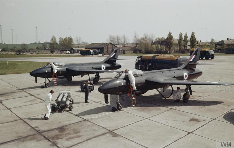 Garratt Black Arrows Crown copyright IWM (RAF-T 232)