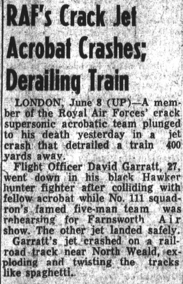 Garratt Panama American 9 June 1957