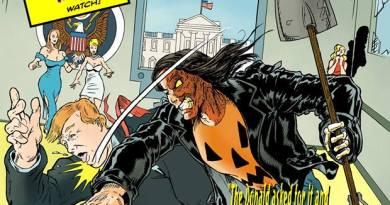 Halloween Man #1 - Cover Print