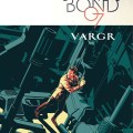 James Bond: Vargr - Cover