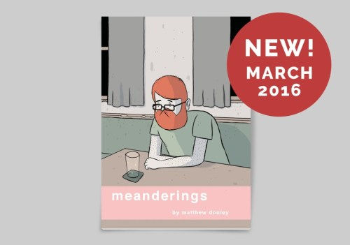 meanderings by Matthew Dooley promo