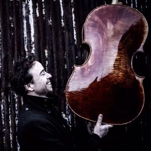 Musician Matthew Sharp
