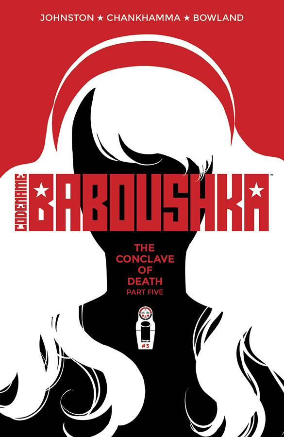 Codename Baboushka Conclave Of Death #5 Cover A