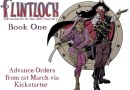 Birmingham's Time Bomb Comics spreads its wing with ongoing comic project Flintlock