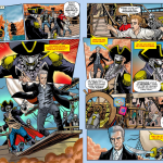 """Doctor Who Adventures Issue 12 - """"Ghost of the Seas"""""""