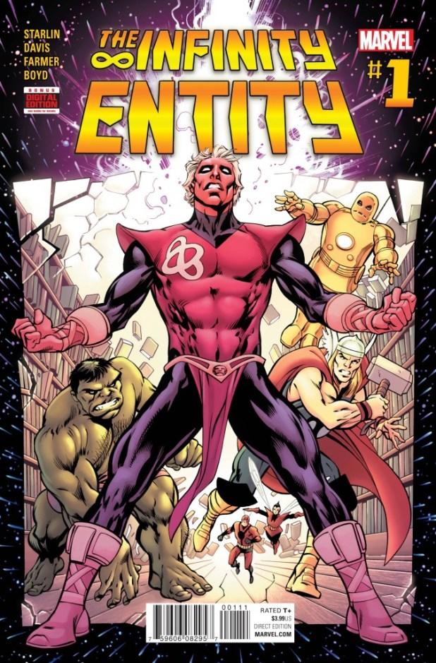 Infinity Entity #1