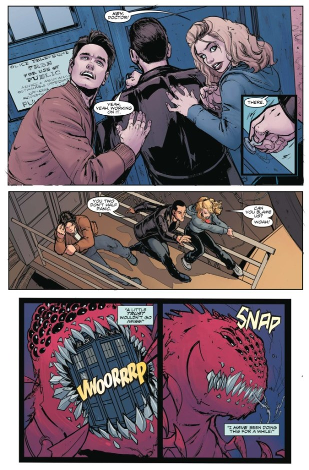 Doctor Who: The Ninth Doctor #1 (Ongoing) - Preview 2