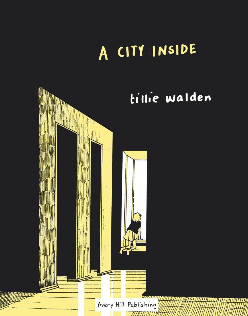A City Inside by Tillie Walden - Cover