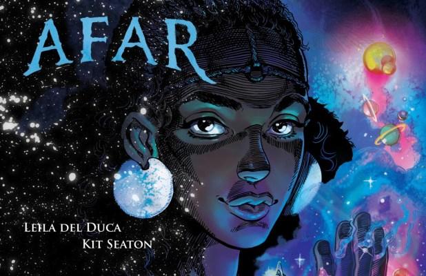 AFAR by Leila del Duca & Kit Seaton