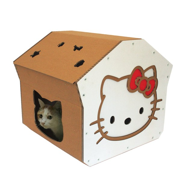 CacaoFurniture Hello Kitty Cat Box