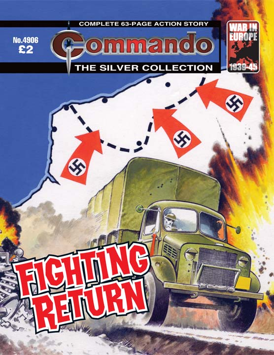 Commando No 4906 – Fighting Return