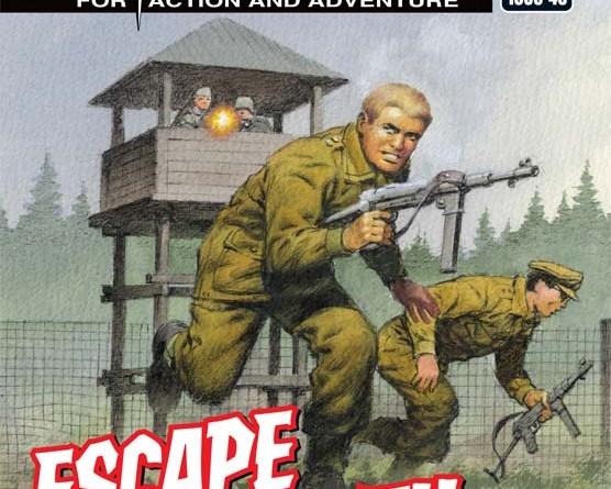 Commando No 4909 – Escape Or Death